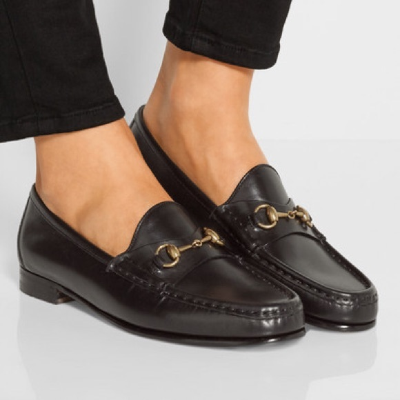 76e8c0c4 1953 Horsebit Loafer In Leather in BROWN